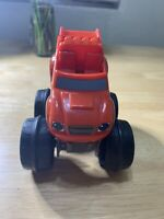 Blaze and the Monster Machines Slam And Go Push Monster Truck Plastic Toy Car