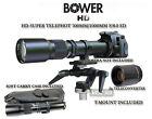 500mm/1000mm Telephoto Lens for Nikon D40 D40X D60 D80 D5000 D5100