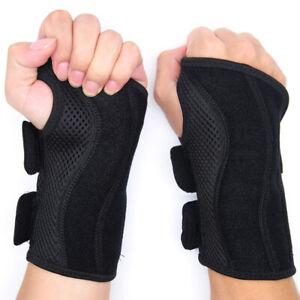 Wrist Hand Brace Support Carpal Tunnel Splint Arthritis Sprain Stabilizer