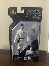 "Star Wars The Black Series Archive Grand Admiral Thrawn 6""!!!!!!!!!!!!!!!!!!"