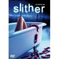 SLITHER - DVD NEUWARE NATHAN FILLION,ELIZABETH BANKS,MICHAEL ROOKER