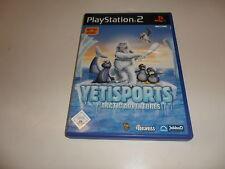 PLAYSTATION 2 PS 2 EYETOY Yeti porte Arctic Adventure