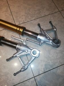 Bmw S 1000 RR HP 4 front forks set vordergabel holmen forcelle anteriori