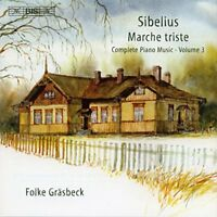 Jean Sibelius - Sibelius - Complete Piano Music, Vol 3 [CD]