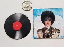 Miniature record album Barbie 1/6 Playscale   Action Figure Prince Rock Art