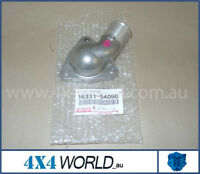 For Toyota Hilux LN106 LN107 LN130 Upper Thermostat Housing - 3L