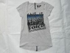Tee shirt fille taille S The Voice