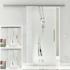 Levidor Slimline Glasschiebetür Design Augsburg SoftStop SoftClose (opt.) EX1AXX