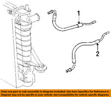 Saturn GM OEM 93-02 SC2 1.9L-L4 Transmission Oil-Cooler pipe 21031307