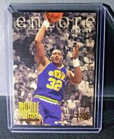 1995-96 Karl Malone Fleer Ultra #323 Encore Basketball Card