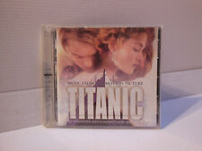 Titanic colonna sonora by James Horner soundtrack CD