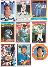 GEORGE BRETT   1988 FANTASTIC SAMS DISC #2     FREE COMBINED S/H