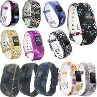 Replacement Band For GARMIN Vivofit JR Junior 2 Kids Fitness Wristband Tracker S