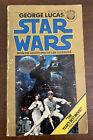 Stars Wars George Lucas Book: The Adventures of Luke Skywalker Paperback 1976
