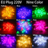 10M LED 8 modes  String Garland Christmas Tree Fairy Light Waterproof Home Decor