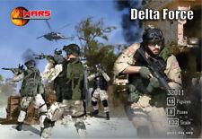 Mars 1/32 Delta Force # 32011