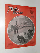 MOTO REVUE N°1099 1952 JANTES MOYEUX 250 PUCH 200 MONDIAL GP CLADY ULSTER