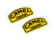 CAMEL TROPHY Classic Retro Car Motorcycle Decals Stickers