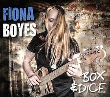 Fiona Boyes - Box & Dice [New CD]