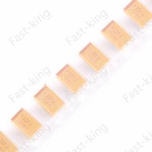 7343D(2917) 10UF 22UF 47UF-470UF Tantalum Capacitors 6.3-35V SMD SMT Capacitor