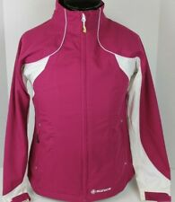 SUNICE TYPHOON WOMENS GOLF WINDBREAKER JACKET SIZE MEDIUM M PURPLE MAGENTA