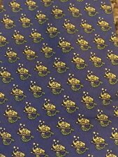 Vineyard Vines Custom Collection 100% Silk Tie Reach For The Stars