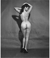 Model nude girl print butt art woman female leggy legs photo picture BETTY-zz