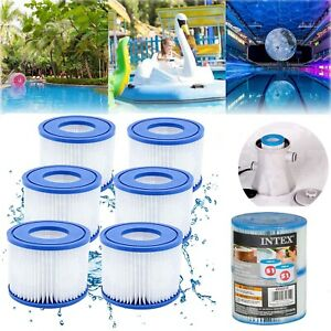 Swimming Pool Filter For Intex PureSpa Type S1 Cartridge For 29001E Inflatable