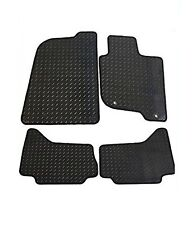 VW EOS 2006 ONWARDS TAILORED RUBBER CAR MATS