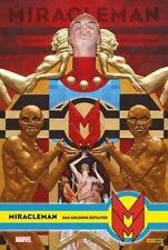 MIRACLEMAN HC #4 deutsch HARDCOVER lim.444 Ex NEIL GAIMAN+MARK BUCKINGHAM Fables