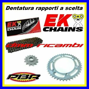 Kit Trasmissione KTM SX 85 06>07 Mini Cross catena corona pignone PBR 2006 2007