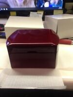 New Croton cherry Watch box / Case