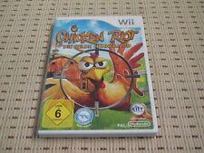 Chicken Riot Die Wilde Hühnerjagd für Nintendo Wii und Wii U *OVP*