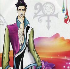 Prince : 20 Ten (Promo CD / Card Sleeve)