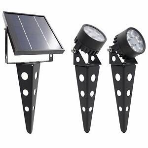 Legacy Mini 50X 3.0 Twin Solar Spotlight Set