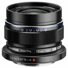 Lenses for Olympus Cameras