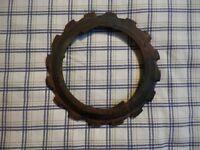 1 John Deere Planter Corn or Bean Seed Plate JD Tractor Disc Part Cast Iron