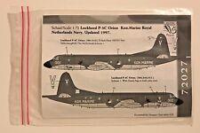 Dutch Decal 1/72 Lockheed Orion MLD. 72027