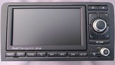 Audi A3 RNS-E Navigation Plus, GPS, SD mp3, 8P0 035 192 S, Chrom Knoepfe