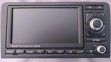 Audi a3 RNS-E navigation Plus, GPS, sd mp3, 8p0 035 192 S, Chrome Boutons