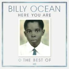 BILLY OCEAN HERE YOU ARE THE BEST OF 2CD NEW