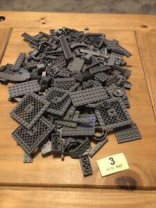 Lego Dark Grey 0.5 Kg Joblot (3)