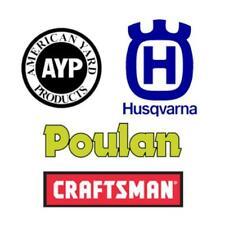588077803 Craftsman Husqvarna Poulan Discharge Chute