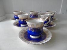 Tea Cup & Saucer British Royal Doulton Porcelain & China Tableware