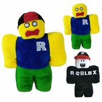 Roblox Plush Soft Stuffed Toys Removable Hat Kids Xmas Hollowen Best Gift Doll