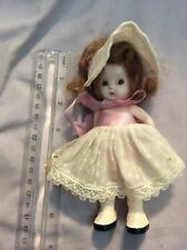"""Vintage Celluloid Boy and Girl Dolls in Regional Costumes Turtle Mark Italy 6"""""""