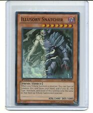 Illusory Snatcher-holographic-Yu-Gi-Oh-FREE SHIPPING
