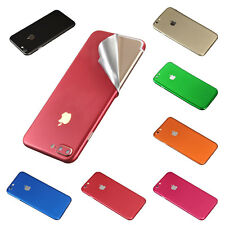 Full Body Candy Color Decal Sticker Wrap Skin Case Cover For iphone X 6s 7 8Plus