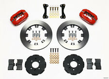 2002-2007 Mitsubishi Lancer Wilwood Forged Dynalite Front Big Brake Kit  ^