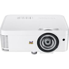 Viewsonic PS600W 3D Ready Short Throw DLP Projector - 720p - HDTV - 16:10